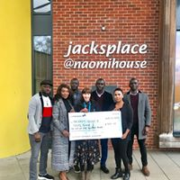 Donation to the Noami House and Jacksplace Hospices