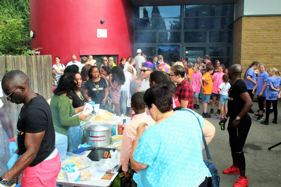 1st Family Fun Day Event