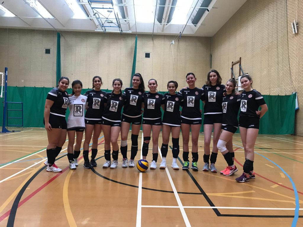 Formation of the URBOND Ladies Volleyball Team