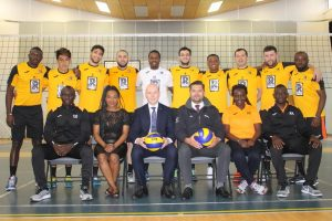 Launched URBOND Volleyball Club
