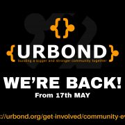 We're back! All our activities and eventss resume from 17th May